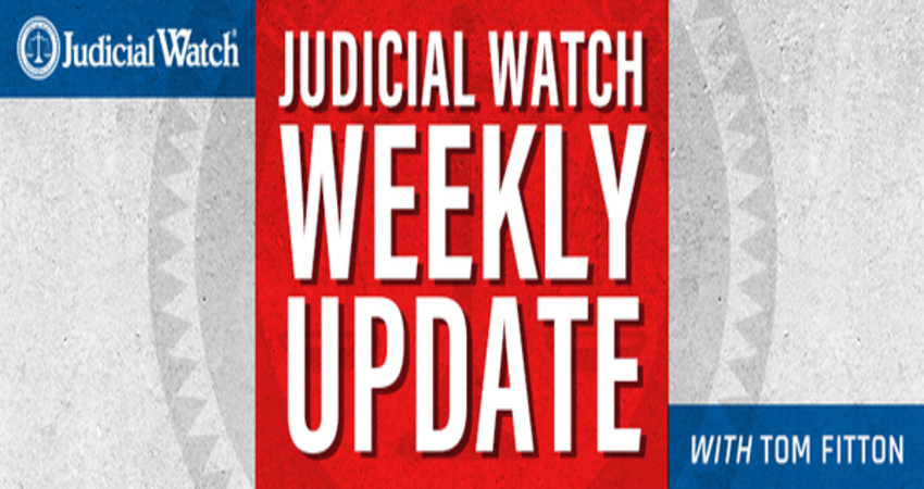 Judicial Watch Sues DOJ for Answers About its Challenge to Georgia's Voter Integrity Bill