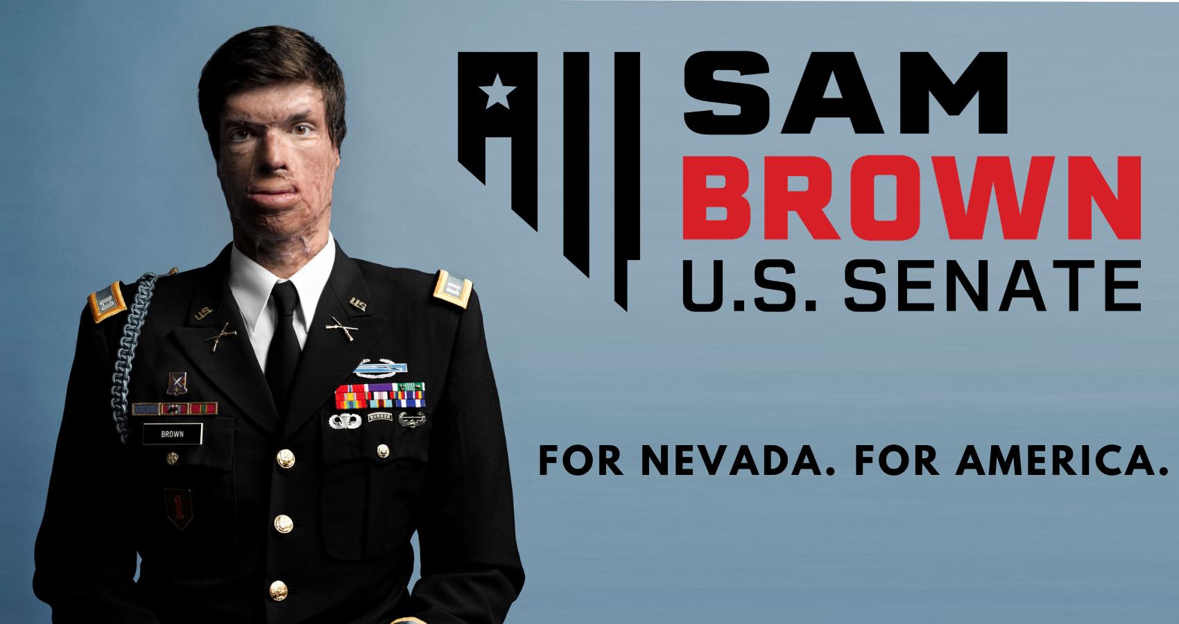 Sam Brown – Candidate for US Senate