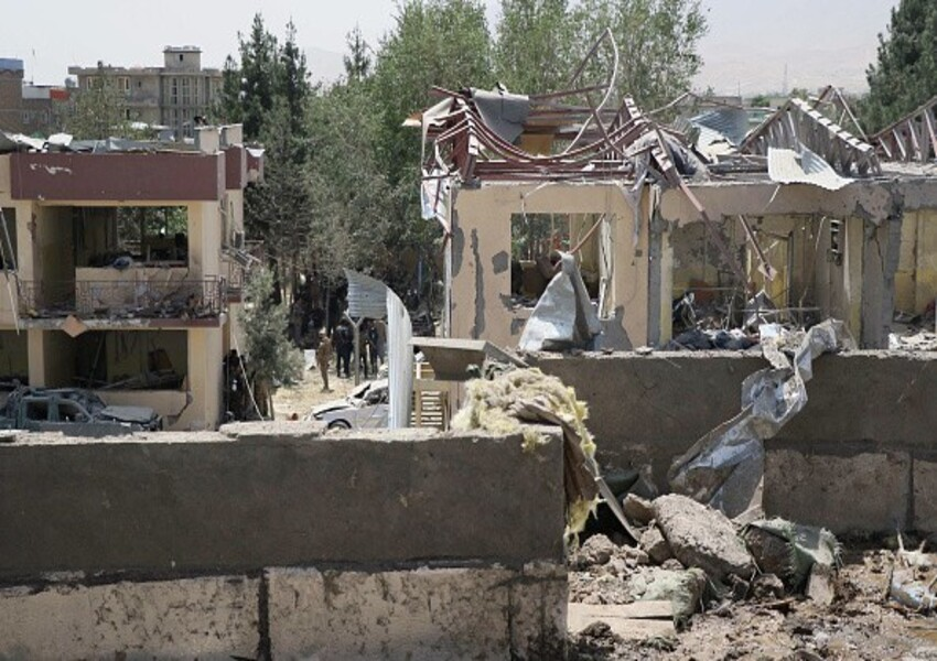 Report: U.S. Knew About Kabul Bomber, Had Drone Lock but Didn't Take Shot