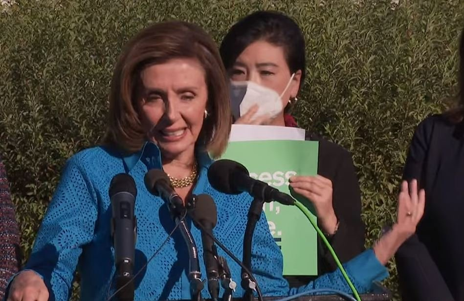 Pelosi Cheers as Dems Pass Radical Abortion Without Limits Bill – Legalizes Partial Birth Abortion, Dismembering Babies, Lifts All Restrictions