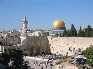 Democrats Go After Christianity and Judaism's Holiest Sites: New Bill Turns Over Jerusalem's Jewish Quarter, Western Wall and Christian Holy Sites to Palestinians