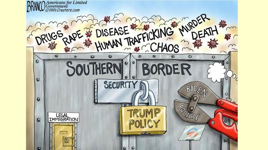 ISIS  BREACHED  the U.S.-Mexico Border and look at what they are up to!