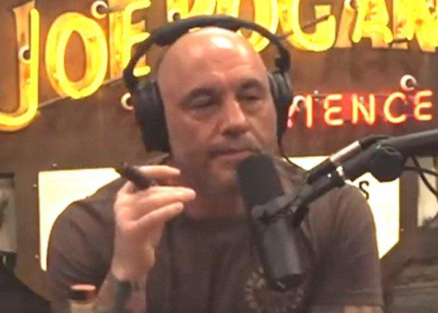 Joe Rogan To CNN Employee: 'Do You Think That's A Problem That Your News Network Lies?' (VIDEO)