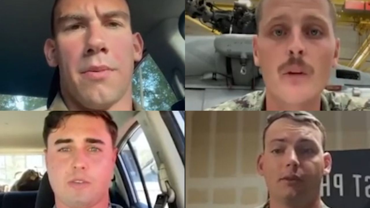 WATCH: Here Are The Faces Of The Military Men Who Are Potentially Being Lost Due To The Unconstitutional Vaccine Mandate (VIDEO)