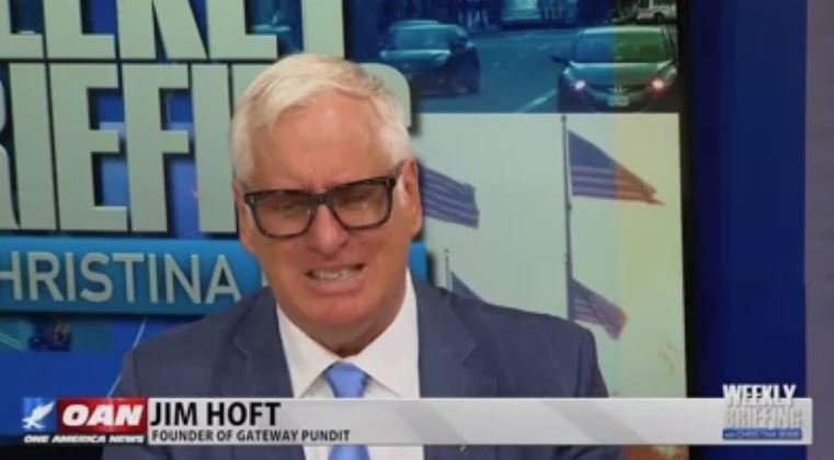 Jim Hoft from Gateway Pundit Joins the Great Christina Bobb on OAN's Weekly Briefing to Discuss Biden, His Failed Regime and the Stolen Election (VIDEO)